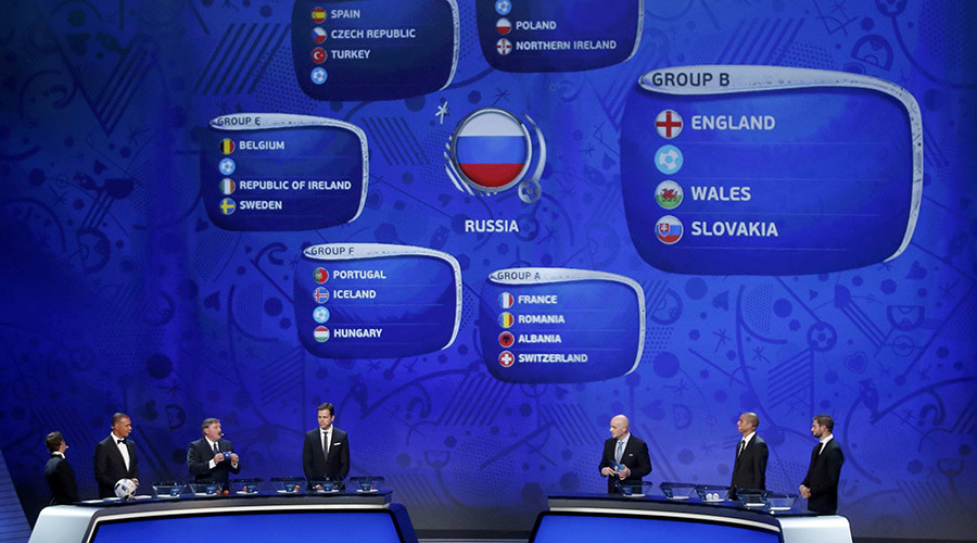 Can Russia qualify from their group in EURO 2016?