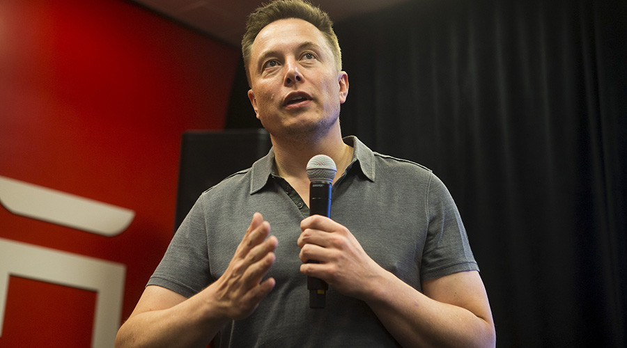 Elon Musk worries World War III may stop him conquering Mars