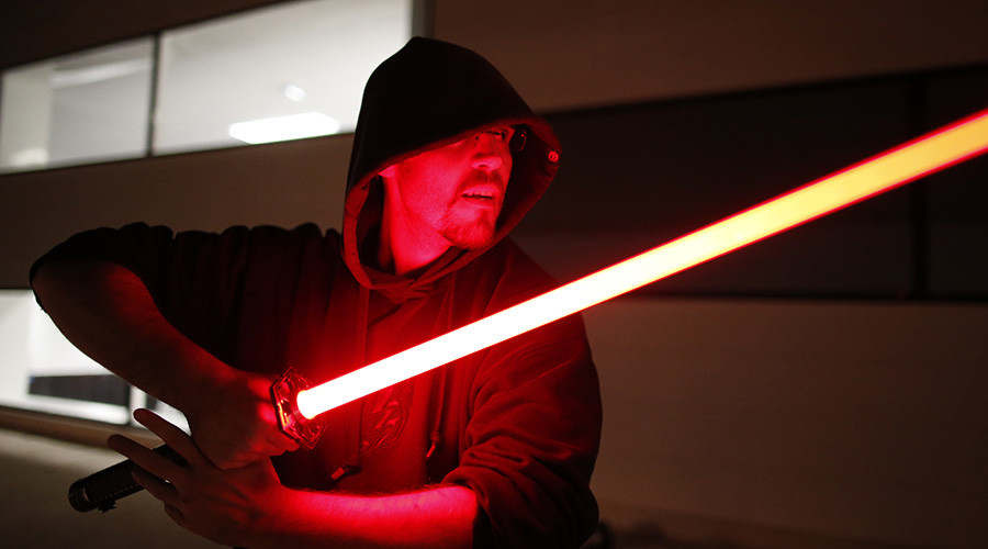 Jedi Church flock swells ahead of Star Wars premiere