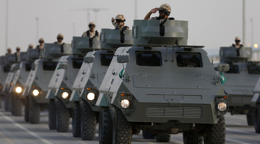 'Islamic coalition against terrorism': Saudi Arabia presents 34-state military block