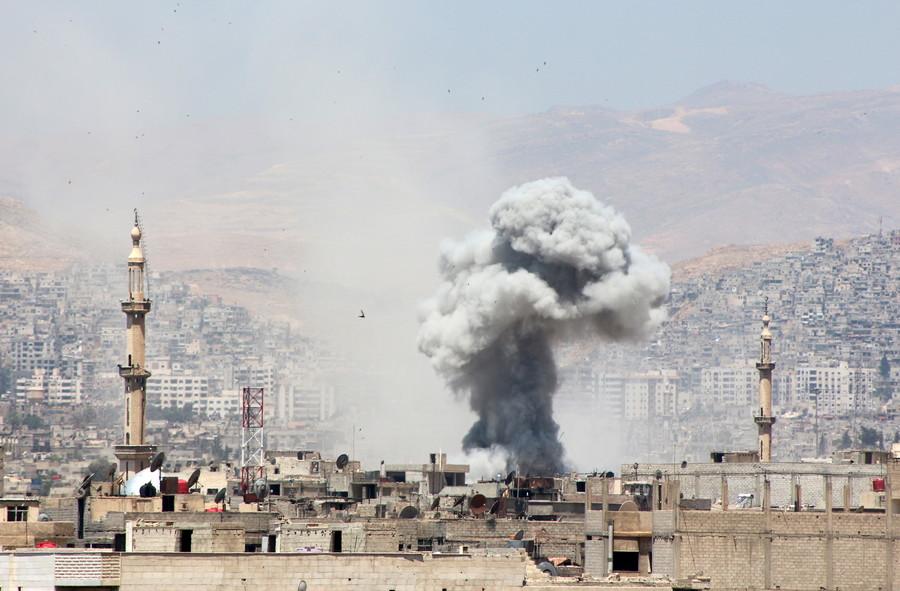 © Yaseen Al-Bushy / Reuters