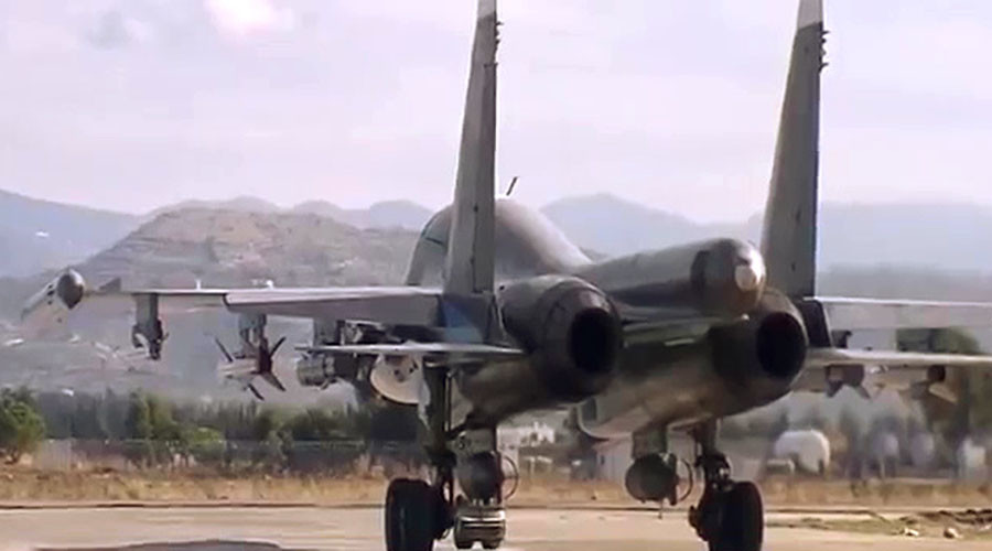Syrian opposition provides Russian Air Force with coordinates to target terrorists – MoD
