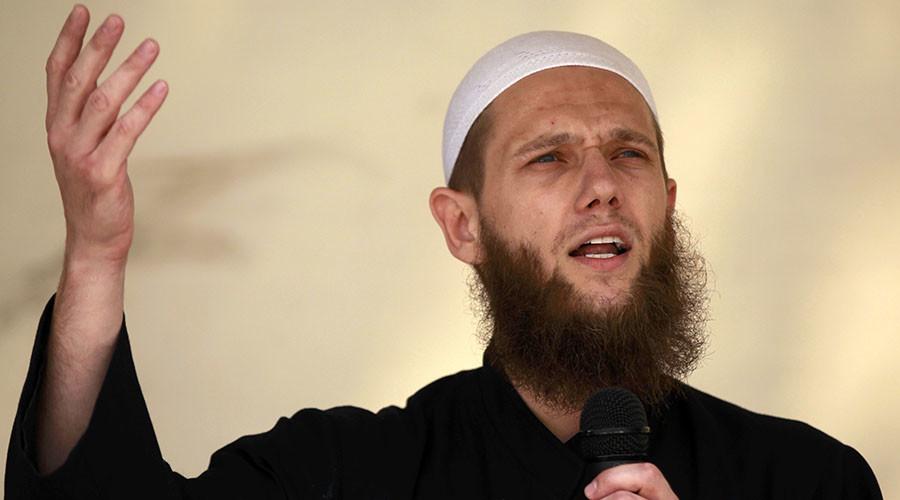 Islamist preacher Sven Lau. ©Ina Fassbender