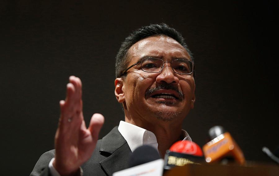 Malaysia's Defence Minister Hishammuddin Hussein © Olivia Harris