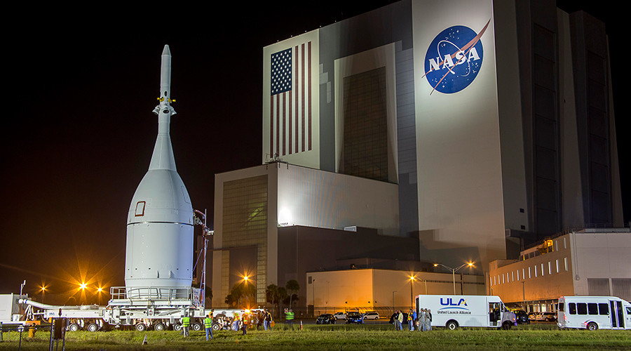 Congressional spending bill boosts NASA budget beyond White House request