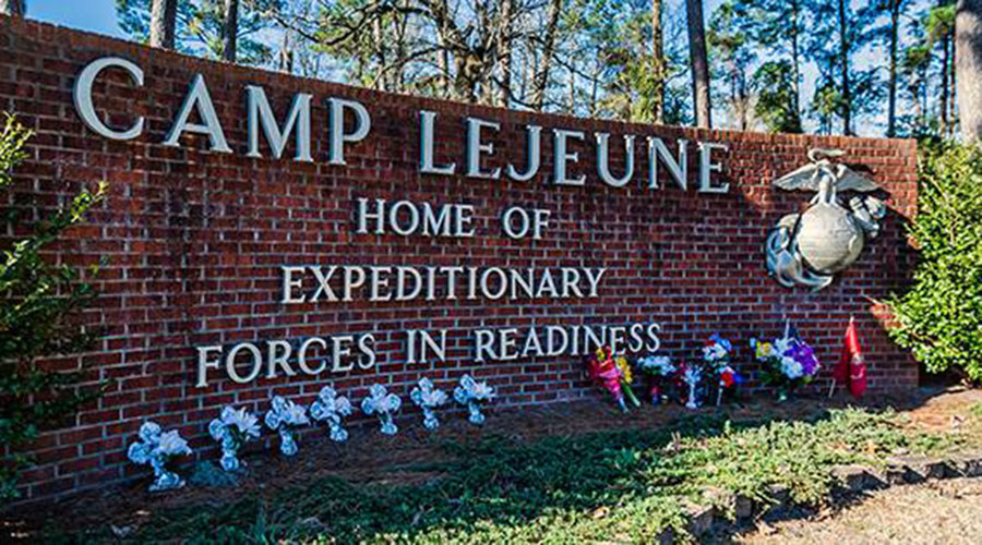 Bomb threat at Camp Lejeune, part of base closed off