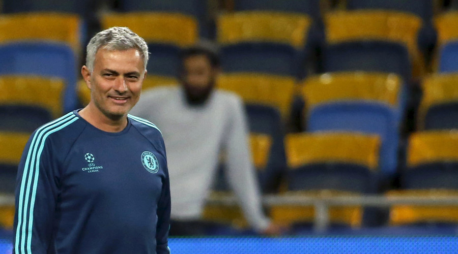Chelsea sack manager Jose Mourinho