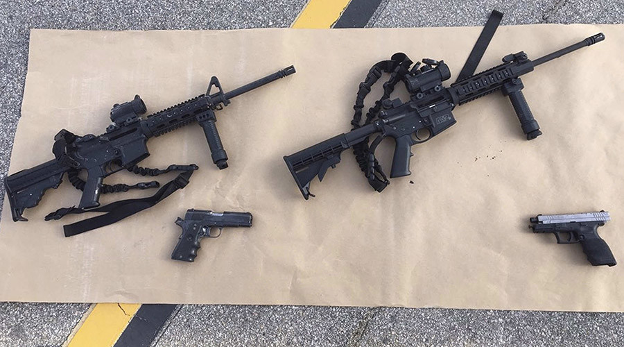 San Bernardino shooters' gun supplier arrested for aiding terrorists