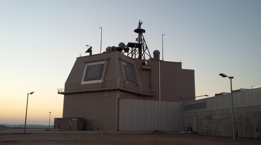 New part of NATO air defense system goes online in Romania