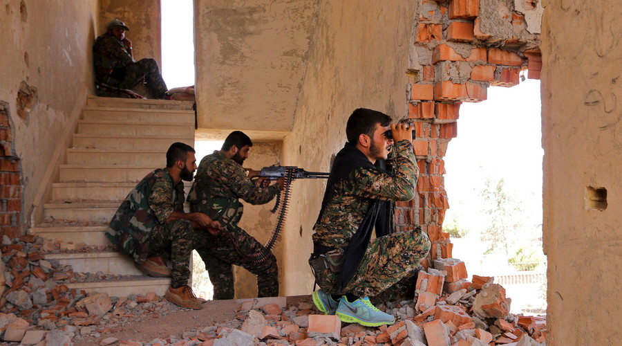 Germany to supply more heavy weapons & ammo to Kurdish militia