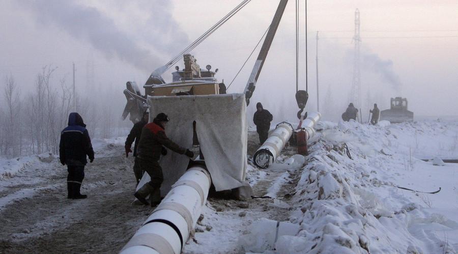 Merkel defends Nord Stream-2 pipeline