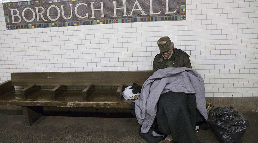 NYC mayor launches vast anti-homelessness tracking effort