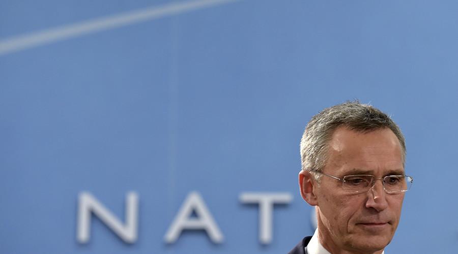 NATO Secretary General Jens Stoltenberg. © Eric Vidal