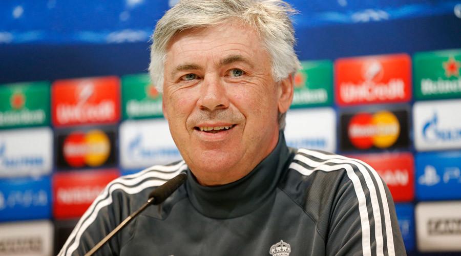 Carlo Ancelotti © Juan Medina