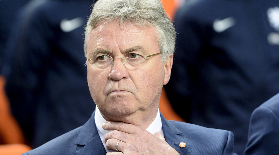 Go Guus! Abramovich returns to Hiddink to rescue Chelsea again