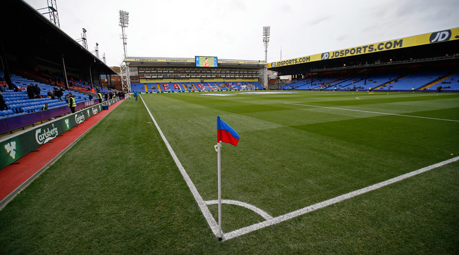 General view of Selhurst Park, home staduim of Crystal Palace © Andrew Couldridge