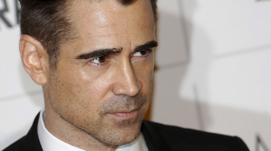 Colin Farrell arrives for the British Independent Film Awards at the Old Billingsgate Market in London, Britain © Luke MacGregor