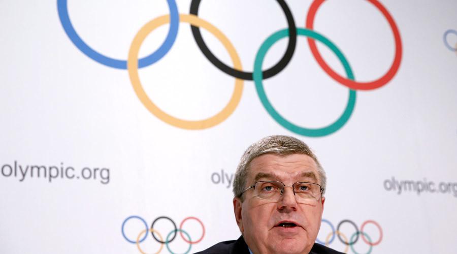 International Olympic Committee (IOC) President Thomas Bach © Denis Balibouse