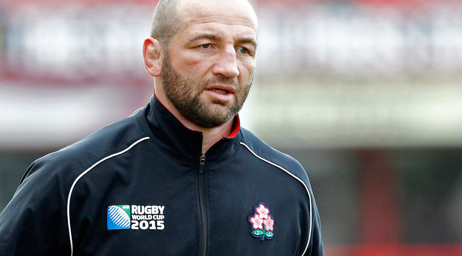 Japan Forwards Coach Steve Borthwick © Ian Smith