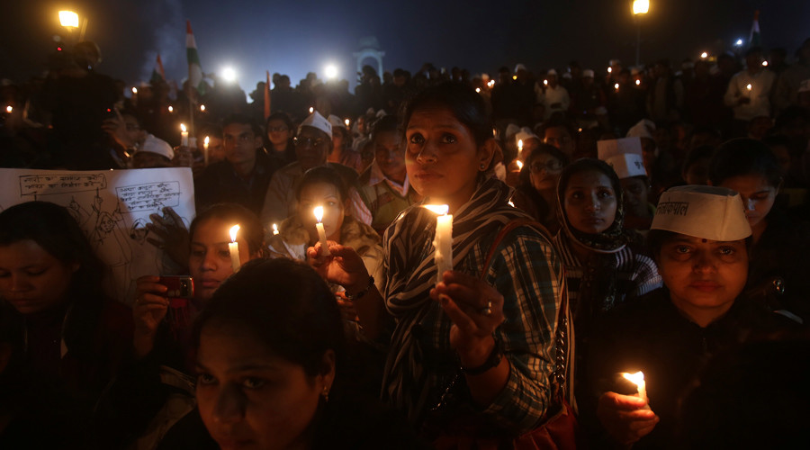 Anger in Delhi as Supreme Court rules against extending gang rapist's sentence