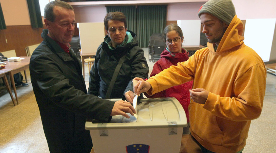 'For children': Slovenians vote 'No' to gay marriage in referendum