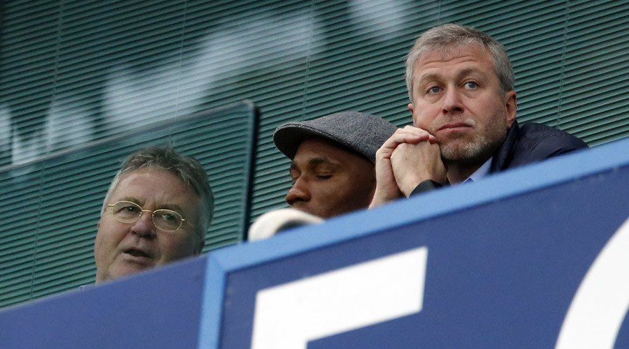 Abramovich counts cost of Chelsea reboot amid rumors of Mourinho moving to Man U
