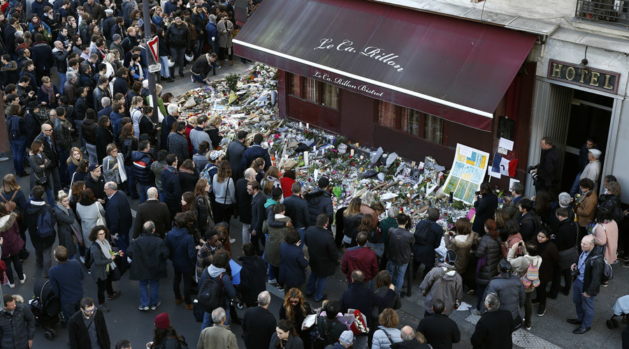 Briton who survived Paris attacks 'faces 3-month wait' for mental health support