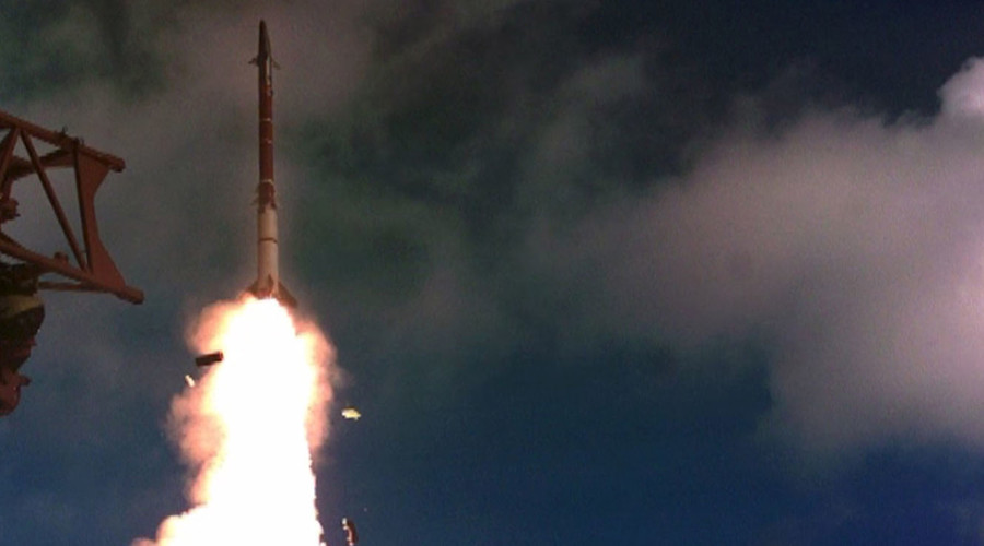 Israel finishes testing new missile system built with $150mn US aid