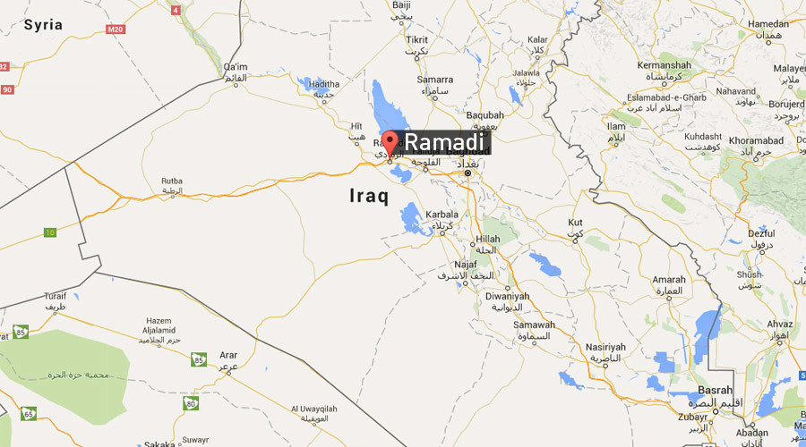 Iraqi troops start attack to recapture Ramadi from ISIS