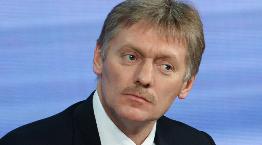 Dmitry Peskov, Russian President's press secretary © Natalia Seliverstova
