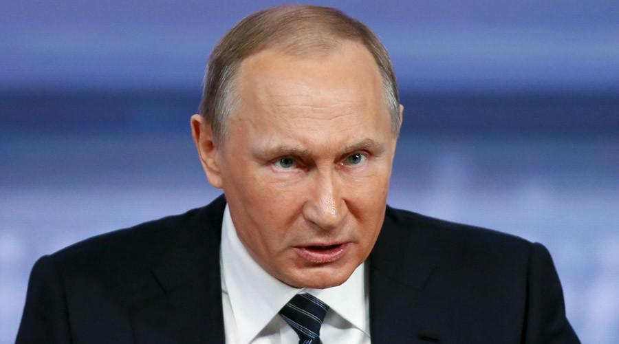 Putin denies Russia sabotaged talks on free trade zone with Ukraine