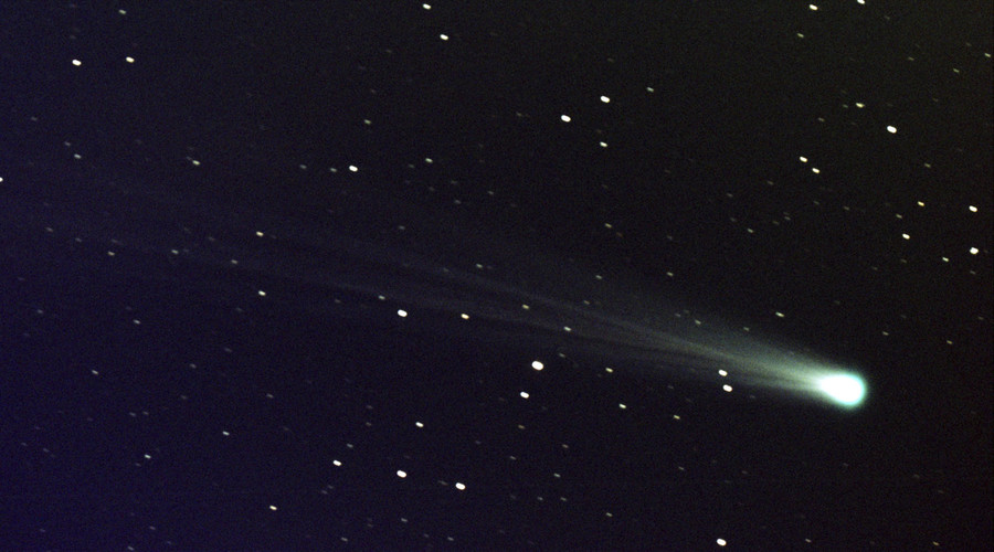 Huge comets may pose 'inevitable' danger to Earth – astronomers