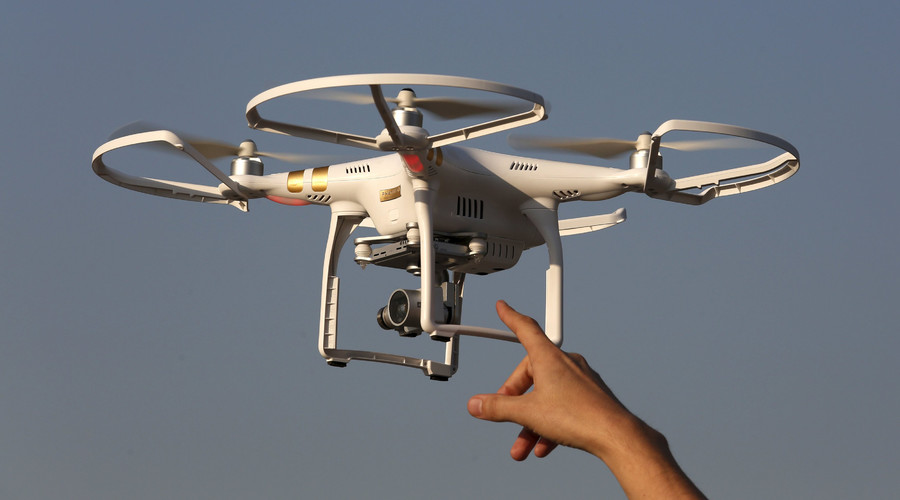 'Drone selfies': Twitter wants to develop drones controlled by tweets