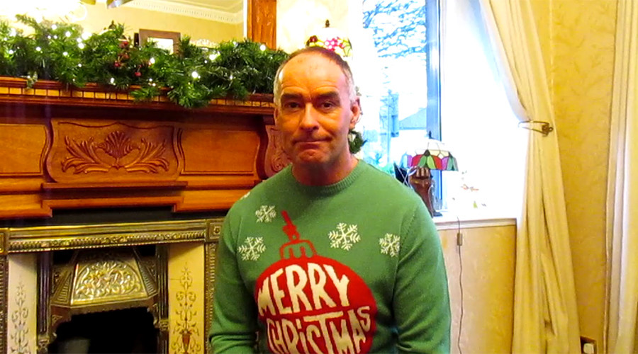 Tommy Sheridan presents RT UK's alternative Christmas message (VIDEO)