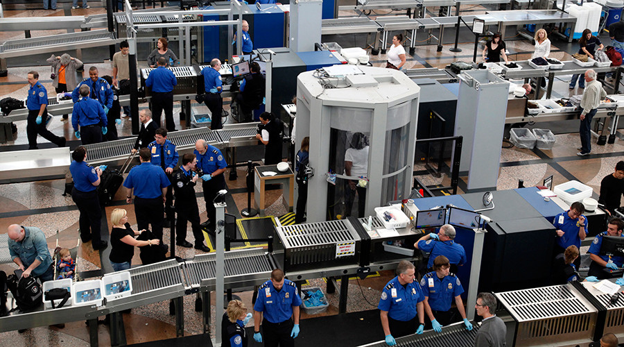 Total Recall? TSA body scanners now mandatory for some passengers