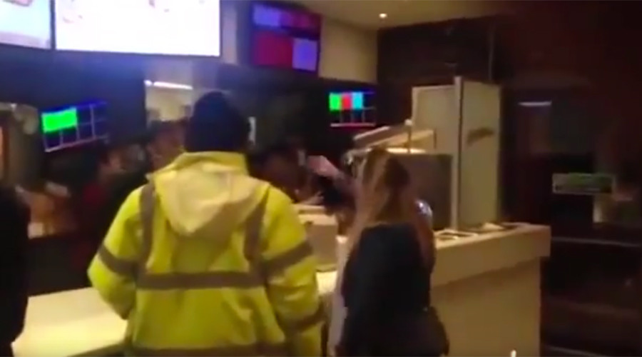KFC customer threatens to kill employee in racist tirade over napkins (VIDEO)