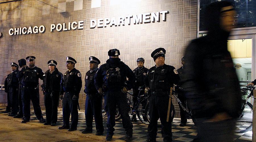 911 audio of Laquan McDonald police shooting death released