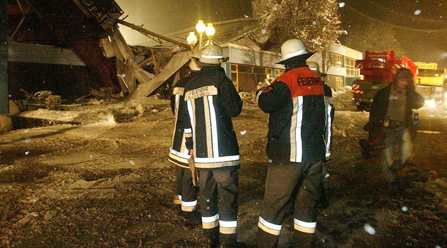 2 houses hosting refugees burnt down in Bavaria