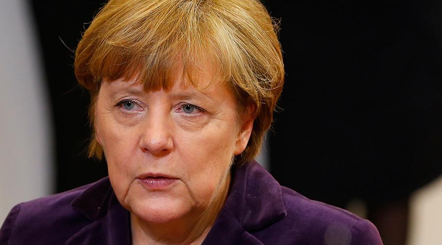 Germany's Chancellor Angela Merkel © Yves Herman