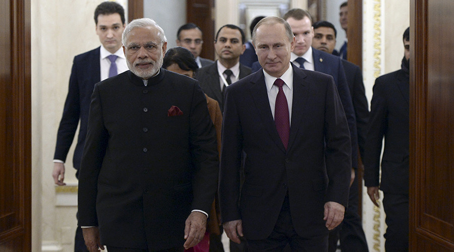 'Where does India fit in the new Russia-China partnership?'