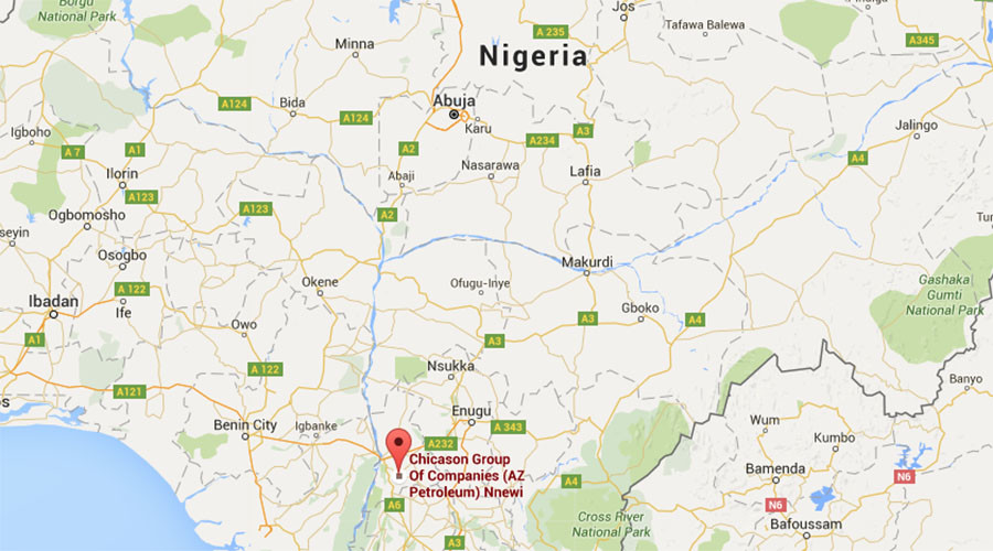 Dozens feared dead in explosion at gas plant in Nigeria