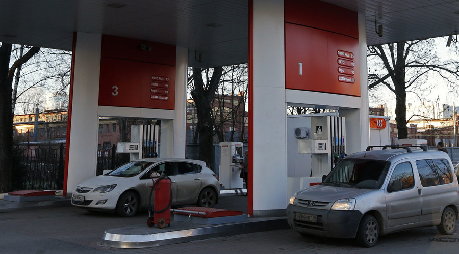 Lukoil leaves Baltic States due to 'anti-Russian sentiment'