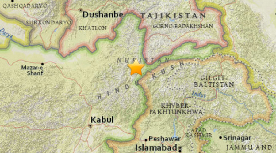 Dozens injured as 6.2 magnitude quake jolts northern Afghanistan, India & Pakistan