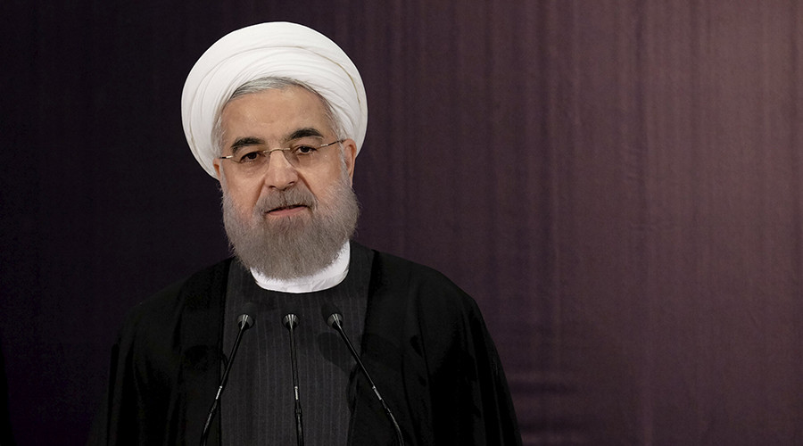 Rouhani calls on Muslims to 'correct image of Islam' worldwide