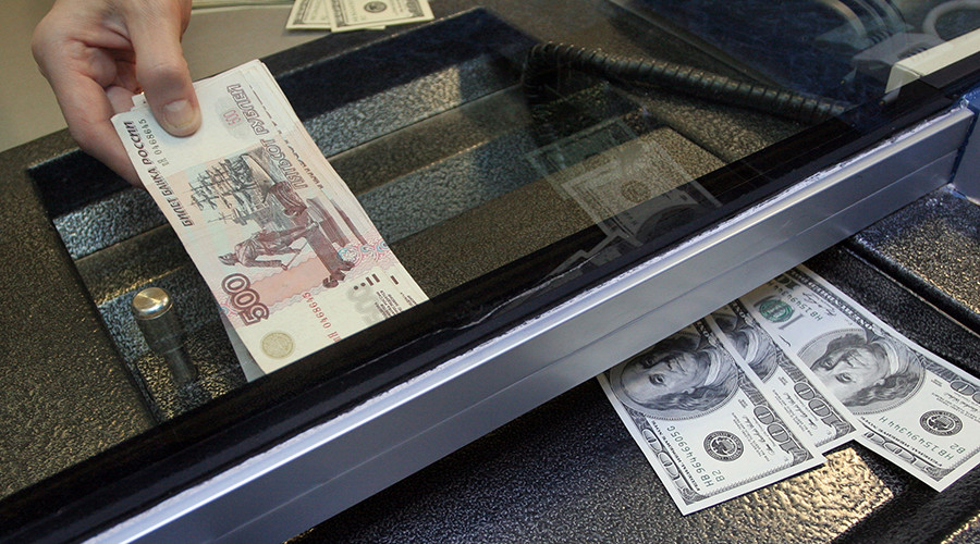 Russia tightens screws on currency exchanges