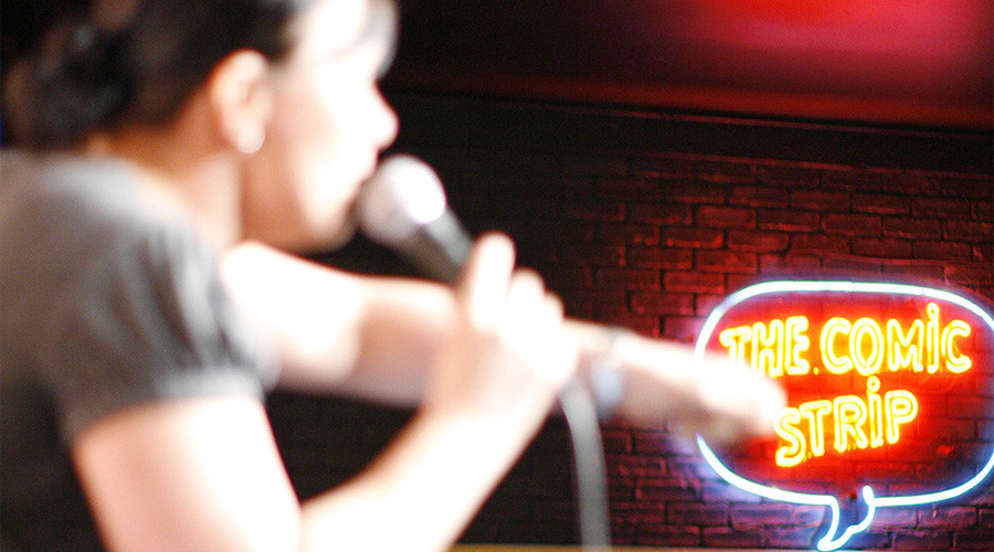 Man sues over not so funny bone break at Nebraska comedy club