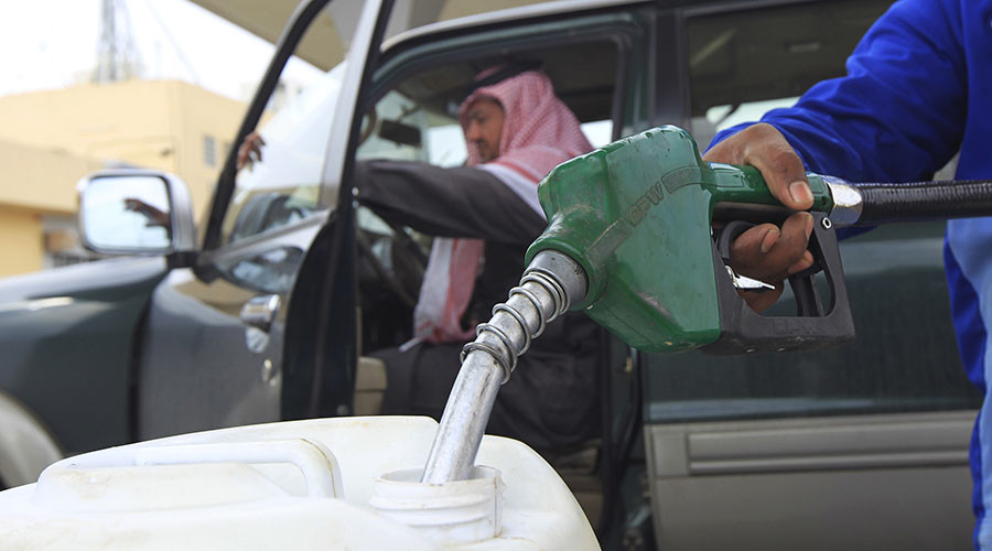 Saudi Arabia to increase gasoline prices by more than 50%