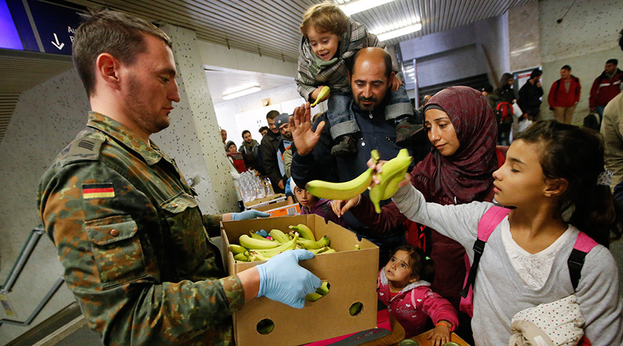 German army needs to 'free soldiers from refugee care, focus on other missions'
