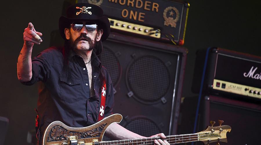 Rock legend Lemmy of Motorhead dies at 70