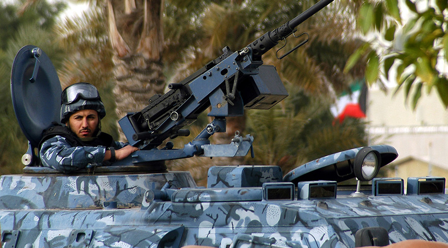 Kuwait to send ground troops to protect Saudi Arabia from Houthi incursions – report
